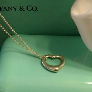 Tiffany and Co Elsa Pereti necklaces